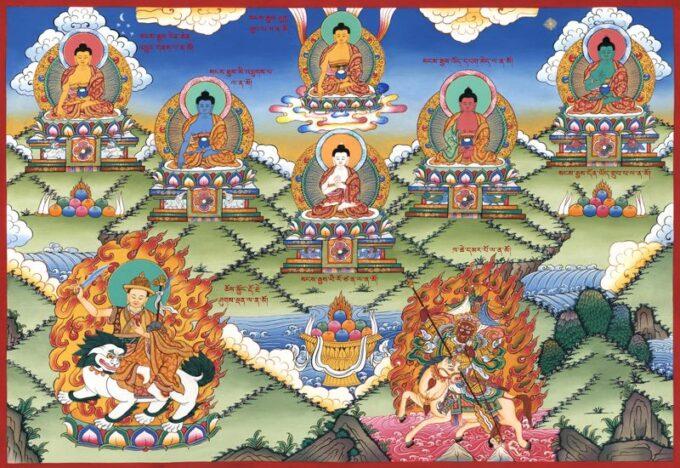 The Five Dhyani Buddhas – The Zen Universe