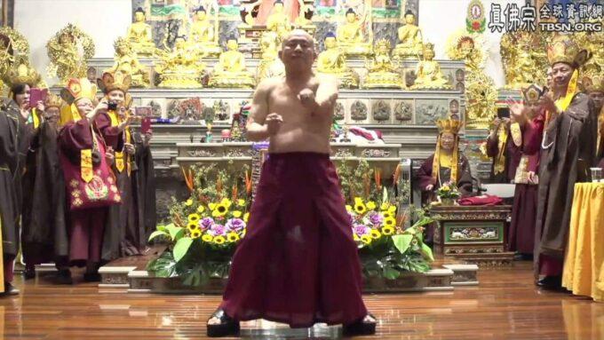 True Living Buddha – The Zen Universe